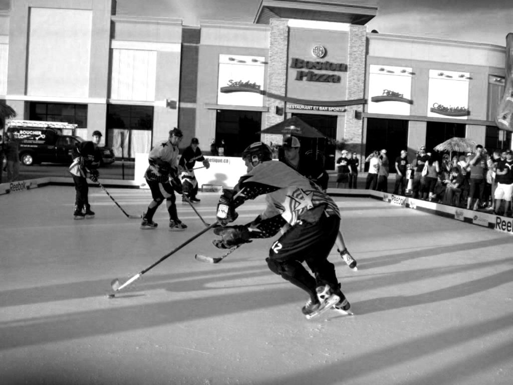 Classique Estival Hockey Tournament