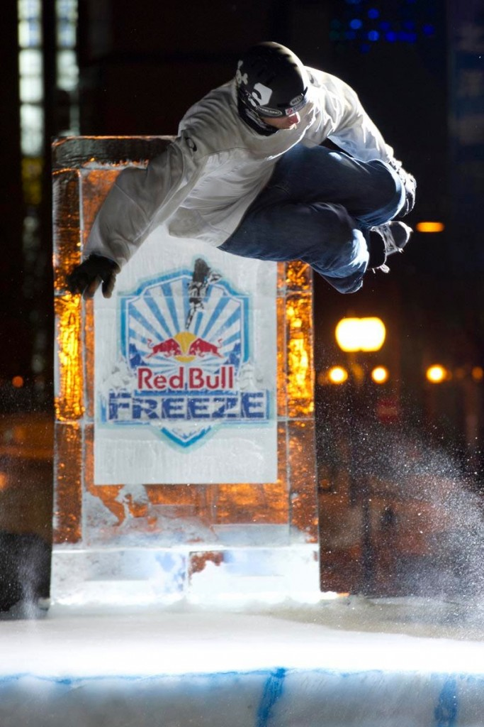 Red Bull Freeze